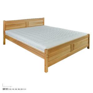 Łóżko bukowe – LK120 – LK109