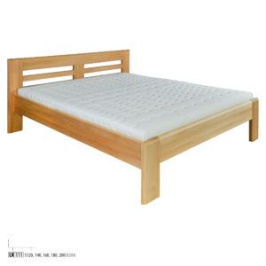 Łóżko bukowe – LK160 – LK111