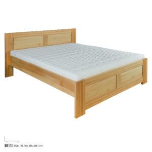 Łóżko bukowe LK161-LK112