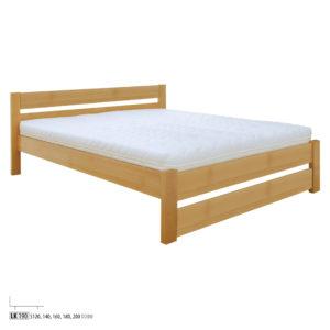 Łóżko bukowe LK180-LK190