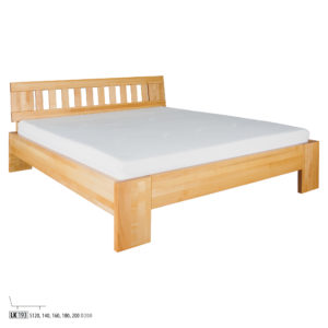 Łóżko bukowe LK183-LK193