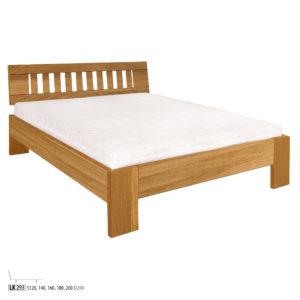 Łóżko dębowe LK283-LK293