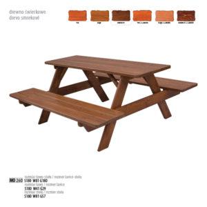 Ławo-stół – MO260