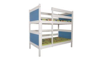 Łóżko dziecięce-młodzieżowe sosnowe LMP311/LMP312