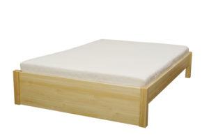 Łóżko drewniane sosnowe Kalcyt 2