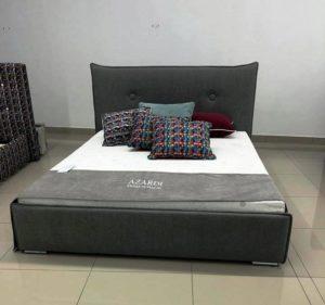 Łóżko tapicerowane RAFAŁ