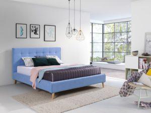Łóżko tapicerowane MAGDA