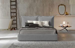 Łóżko tapicerowane SZYMEK