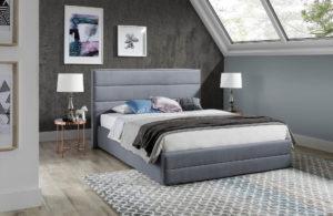 Łóżko tapicerowane TOMEK 111