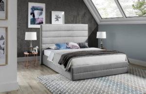 Łóżko tapicerowane TOMEK 135