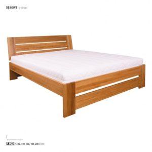 Łóżko dębowe LK 282-292