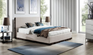 Łóżko tapicerowane KAROLINA