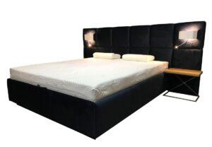 Łóżko tapicerowane DARIA
