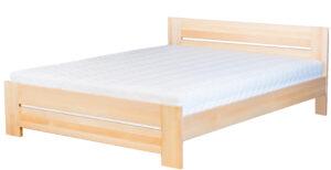Łóżko bukowe LK199