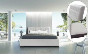 Łóżko tapicerowane CROATIA