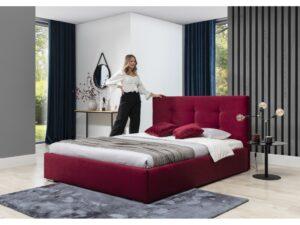 Łóżko tapicerowane GENUA