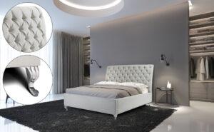 Łóżko tapicerowane BOLONIA
