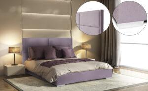 Łóżko tapicerowane DENVER