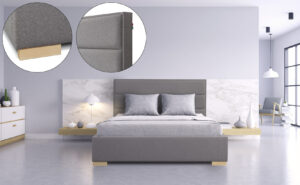 Łóżko tapicerowane TEXAS